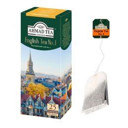 Tea-Ahmad-25pack-English Tea No.1