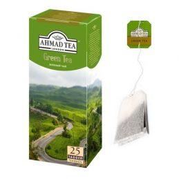 Tea Ahmad 25pack, green