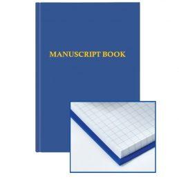 Manuscript book-square