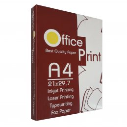 Paper A4 Office Print