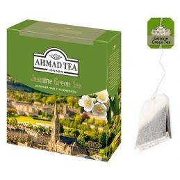 Tea Ahmad 100pack, Jasmine Green Tea