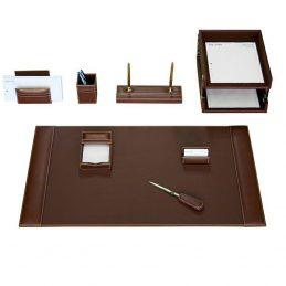 Leather-Desk-Set---Brown_20090683463