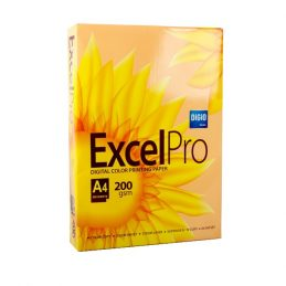 PAPER-Excel Pro Laser Copy Paper, White, A4 , 200 gsm,