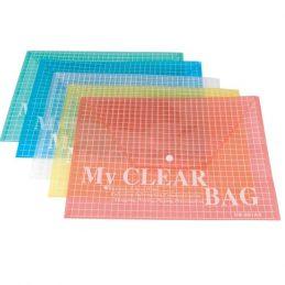 Folder My Clear Bag , FIS