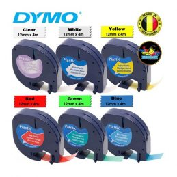 Label Dymo-letratag-label-marker-tape-refill-12mm-x-4m