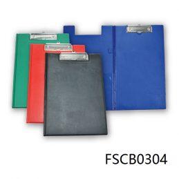 Clip Board FIS PVC, Double