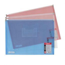 Folder Zippert, Globox