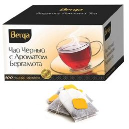 Tea-Bags Berqa Bergamot 100bags