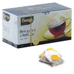 Tea-Bags Berqa Bergamot 25bags